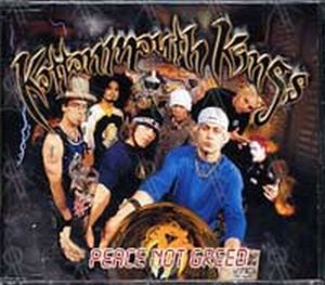 KOTTONMOUTH KINGS - Peace Not Greed - 1