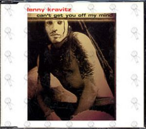 KRAVITZ-- LENNY - Can't Get You Off My Mind - 1