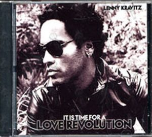 KRAVITZ-- LENNY - It Is Time For A Love Revolution - 1
