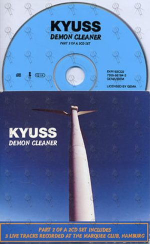 KYUSS - Demon Cleaner - 1