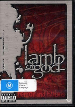 LAMB OF GOD - Terror And Hubris - 1