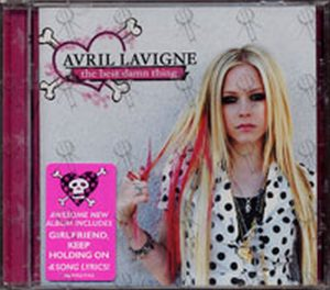 LAVIGNE-- AVRIL - The Best Damn Thing - 1