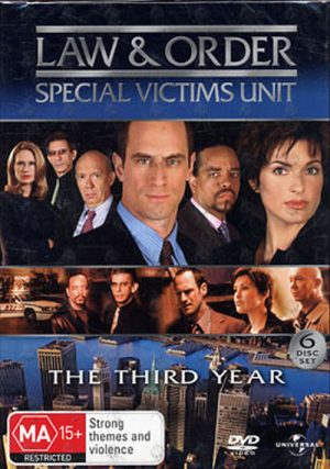 LAW & ORDER - The Third Year - 1