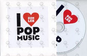 LEE-- BEN - I Love Pop Music - 1