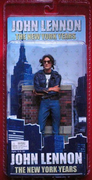 LENNON-- JOHN - 'The New York Years' Collectable Figurine - 1