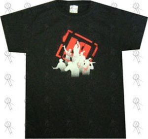 LINKIN PARK - Black 'LP' Logo Girls' T-Shirt - 1