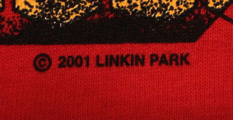 LINKIN PARK - Honeycomb Soldier Red T-Shirt - 3