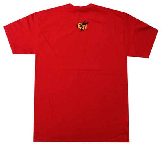 LINKIN PARK - Honeycomb Soldier Red T-Shirt - 4