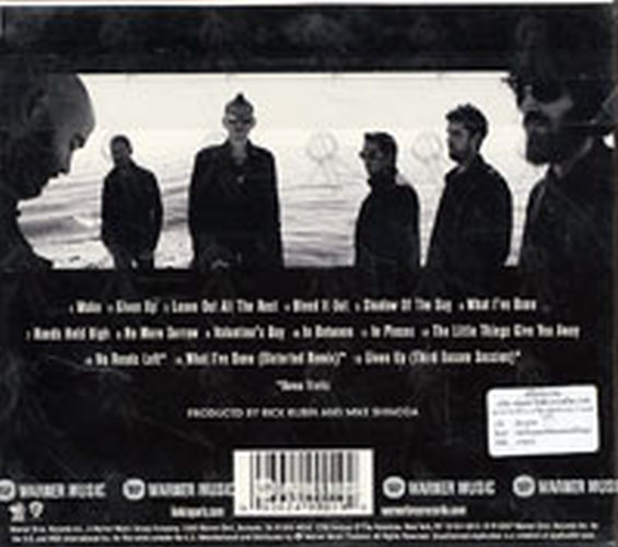 LINKIN PARK - Minutes To Midnight - 2