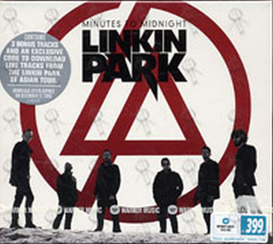 LINKIN PARK - Minutes To Midnight - 1
