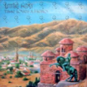 LITTLE FEAT - Time Loves A Hero - 1