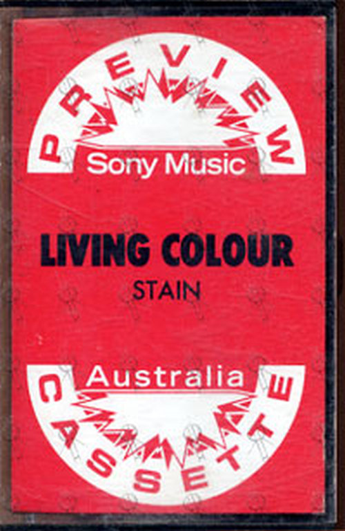 LIVING COLOUR - Stain - 1