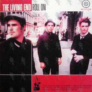 LIVING END-- THE - 'Roll On' Single Record Store Promo - 1