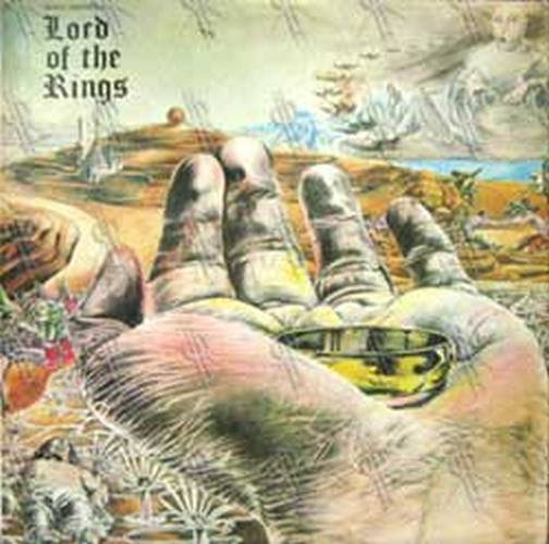 LORD OF THE RINGS - Music Inspired By Lord Of The Rings - 1