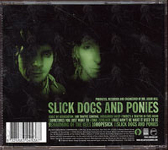 LOUIS XIV - Slick Dogs And Ponies - 2