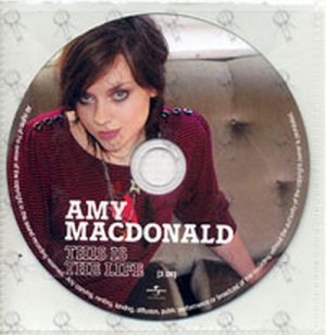 MACDONALD-- AMY - This Is The Life - 1