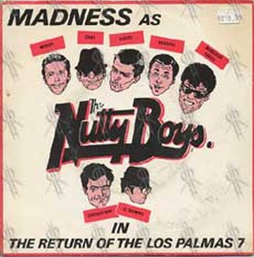 MADNESS - The Return Of The Los Palmas 7 - 1