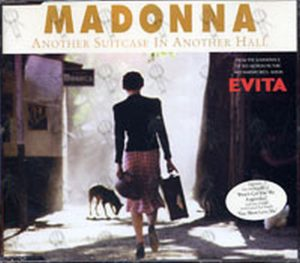 MADONNA - Another Suitcase In Another Hall - 1