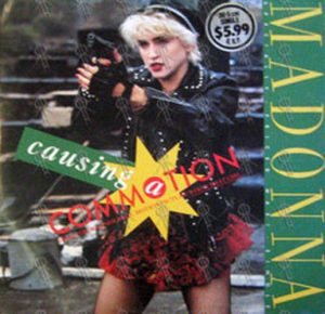 MADONNA - Causing A Commotion - 1