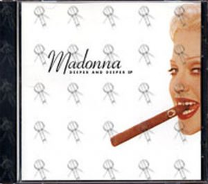 MADONNA - Deeper And Deeper EP - 1