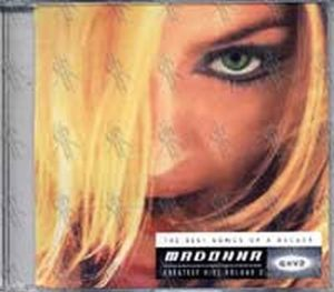 MADONNA - Greatest Hits Volume 2: The Best Songs Of A Decade - 1