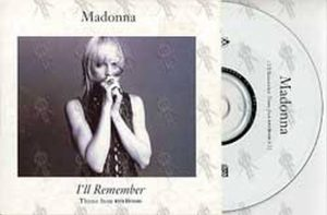 MADONNA - I'll Remember (Theme From 'With Honours') - 1