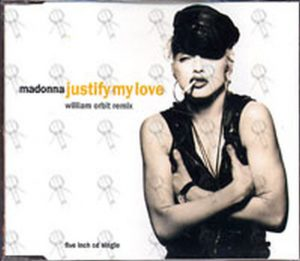 MADONNA - Justify My Love - 1
