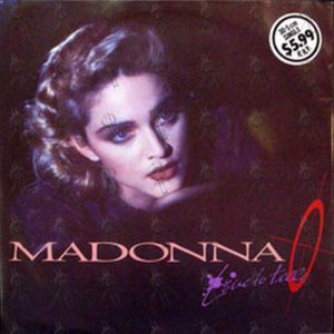 MADONNA - Live To Tell - 1