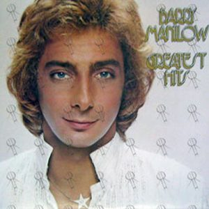 MANILOW-- BARRY - Greatest Hits - 1