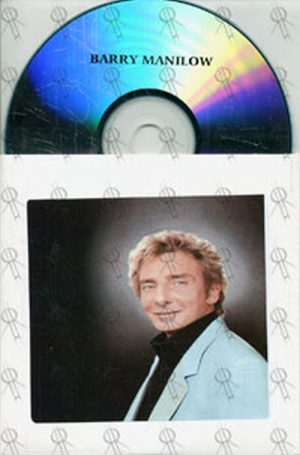 MANILOW-- BARRY - Love Is A Many Splendoured Thing - 1