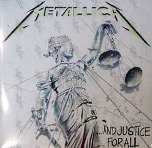 METALLICA - ...And Justice For All - 1