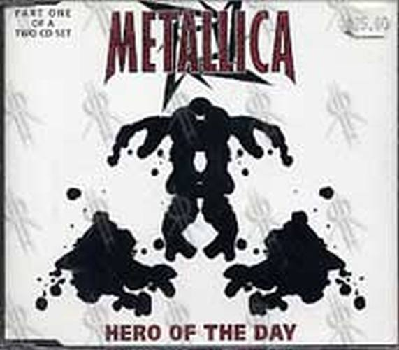 METALLICA - Hero Of The Day (Part 1 of a 2CD Set) - 1