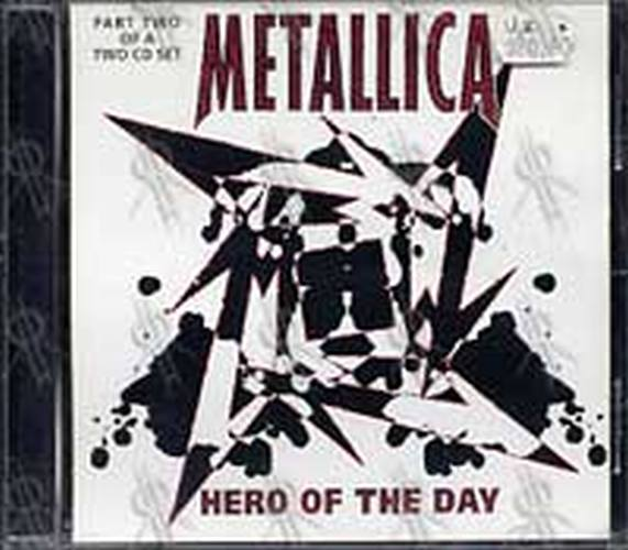 METALLICA - Hero Of The Day (Part 2 of a 2CD Set) - 1