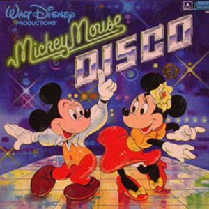 MICKEY MOUSE - Mickey Mouse Disco - 1