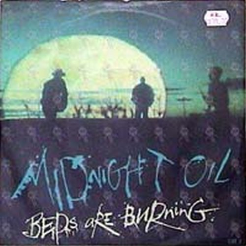 MIDNIGHT OIL - Beds Are Burning - 1