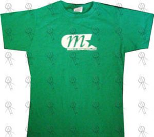 MILLENCOLIN - Green 'Millencolin' Logo Girls' T-Shirt - 1