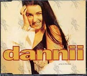 MINOGUE-- DANNII - Jump To The Beat - 1