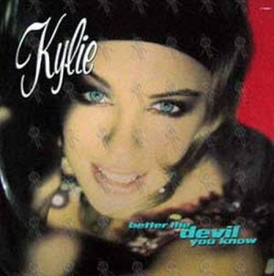 MINOGUE-- KYLIE - Better The Devil You Know - 1