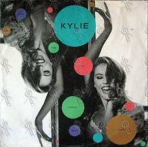MINOGUE-- KYLIE - Give Me Just A Little More Time - 1