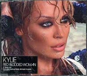 MINOGUE-- KYLIE - Red Blooded Woman - 1
