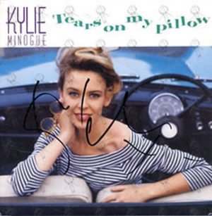 MINOGUE-- KYLIE - Tears On My Pillow - 1