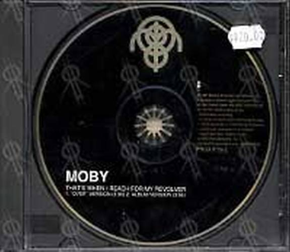 MOBY - That's When I Reach For My Revolver - 1