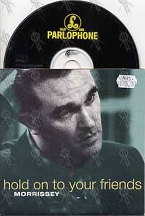 MORRISSEY - Hold On To Your Friends - 1