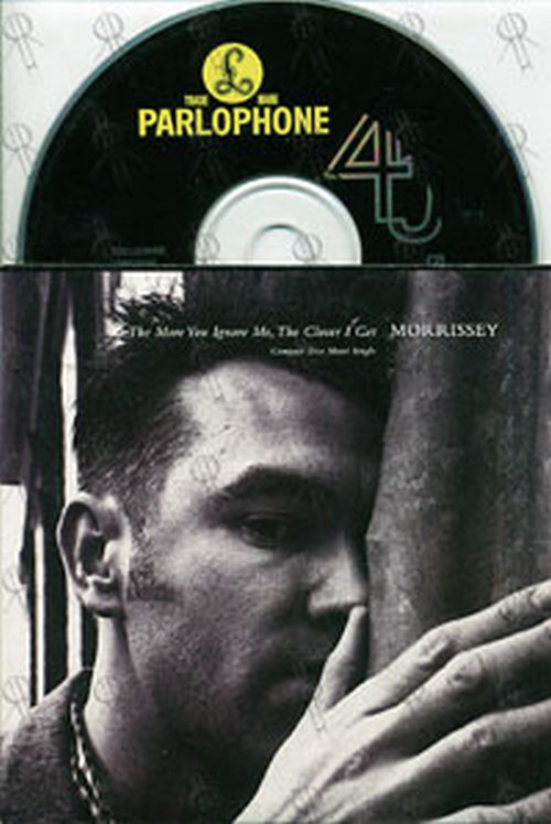 MORRISSEY - The More You Ignore Me