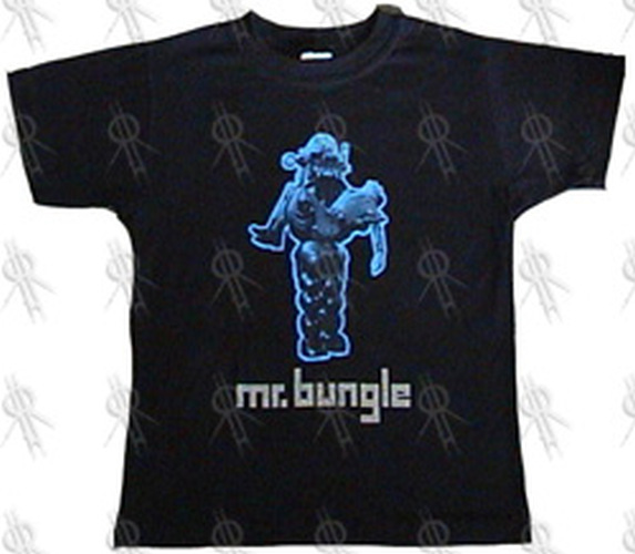 MR BUNGLE - Black 'None Of Them Knew They Were Robots' T-Shirt - 1
