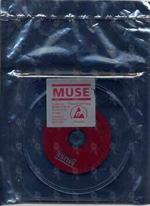 MUSE - Butterflies And Hurricanes - 1