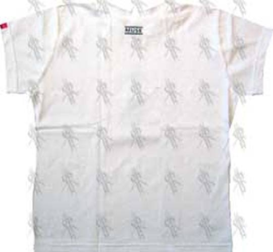 MUSE - White 'Absolution' Girls T-Shirt - 3