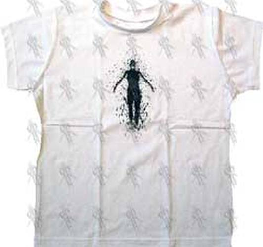 MUSE - White 'Absolution' Girls T-Shirt - 1