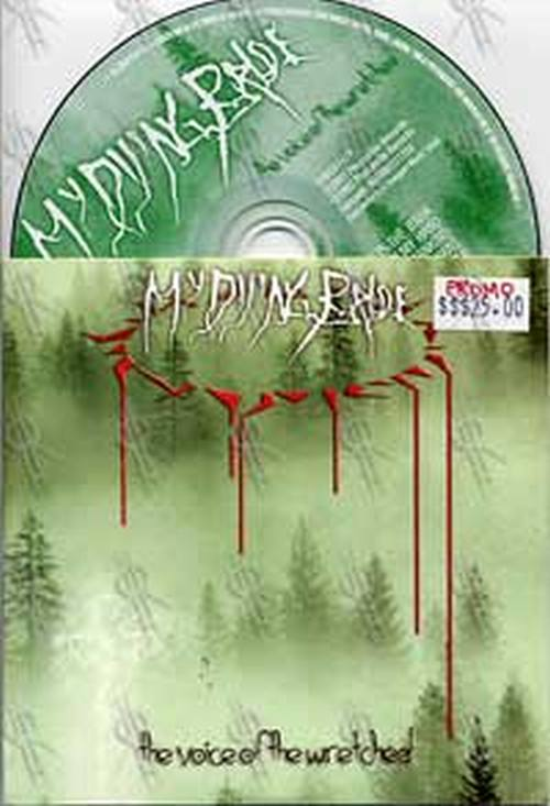 MY DYING BRIDE - The Voice Of The Wretched (Live) - 1