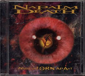 NAPALM DEATH - Inside The Torn Apart - 1